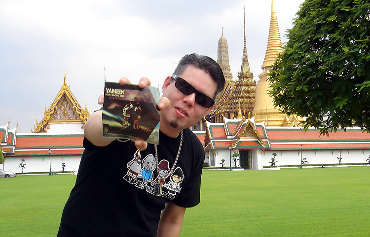 """Yameen in Thailand"" - Submitted By Travelin Matt"