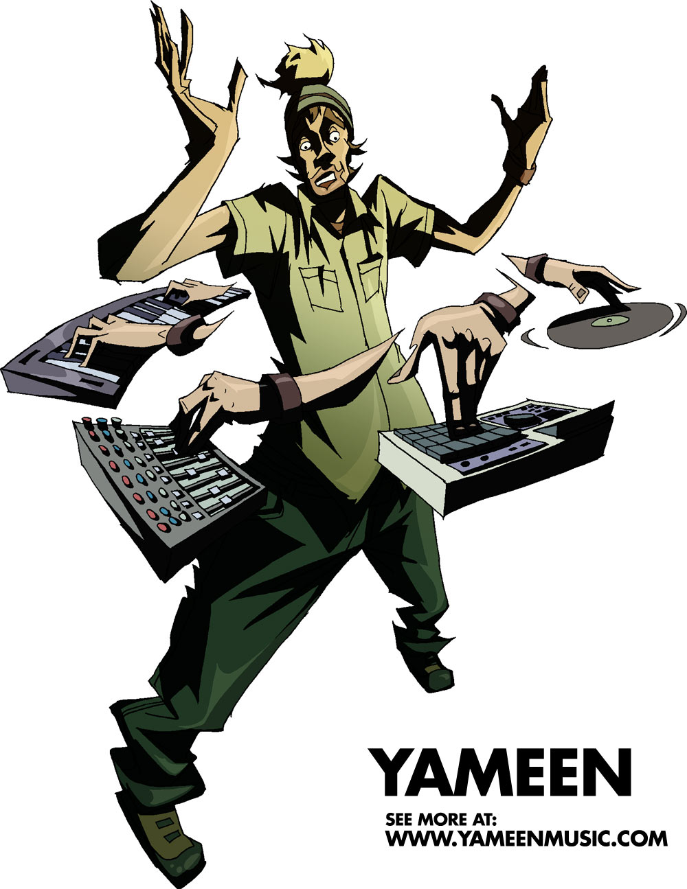 Yameen - Anime Video - Pic #3