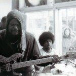 Leonard Hubbard on the bass, my mellow my man