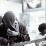 Hubbard & Quest Love, Tower Records, Philly PA - 1995