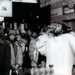 Black Thought spittin, 1995 Album Release Party