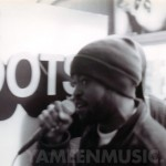 The Roots: Ahmir & Tariq, 1995 Philly PA