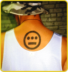 Philly Hiero fan, Spring Tour 1998