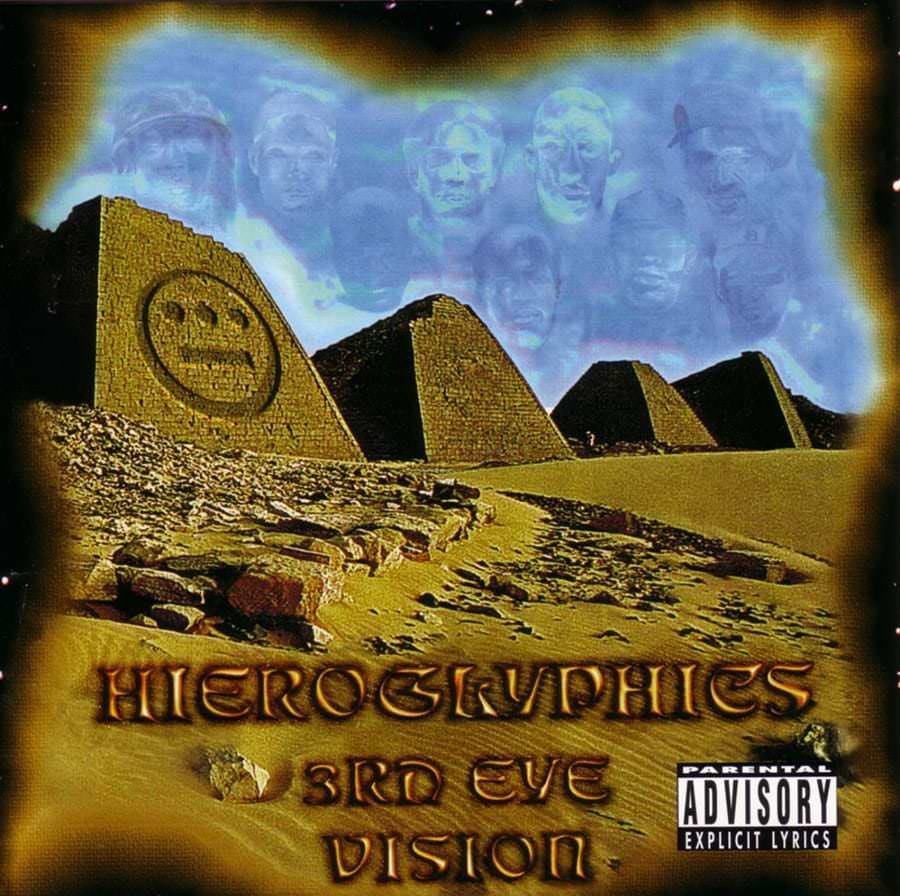 3rd Eye Vision 20th Anniversary Retrospective, Hieroglyphics