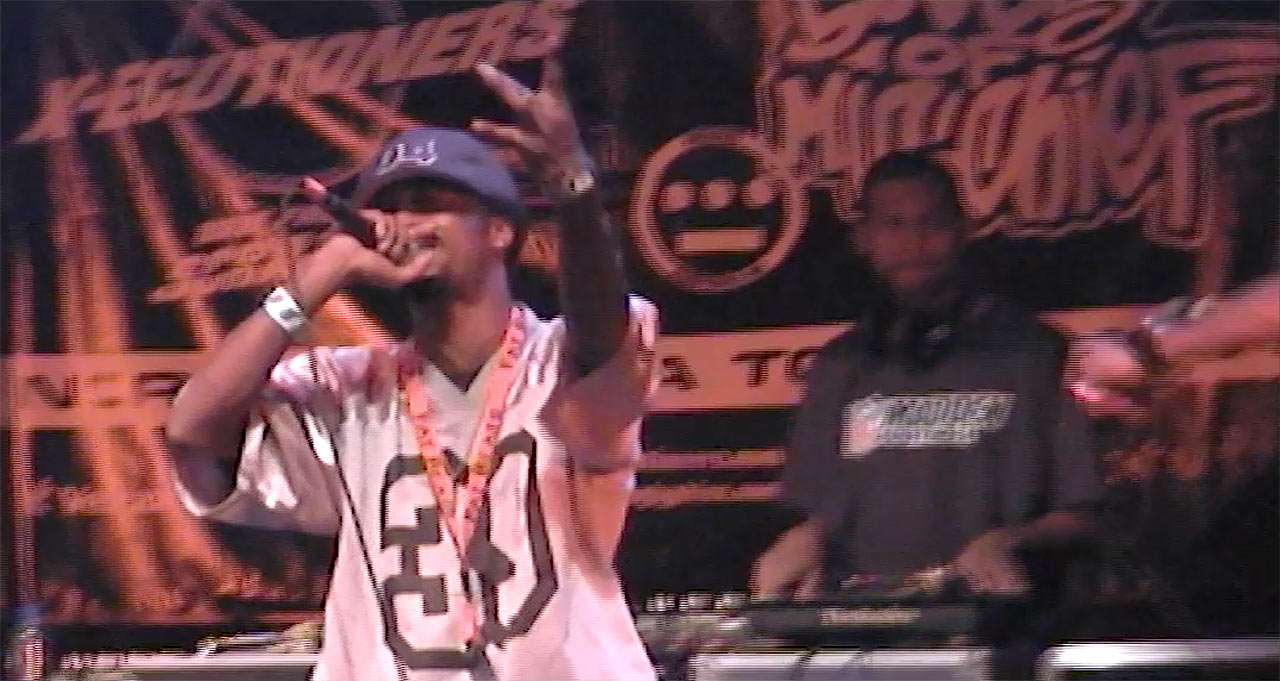 Souls of Mischief Live, Trilogy Tour 2000