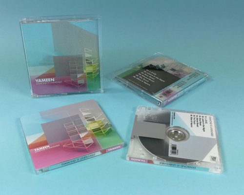 MiniDisc Limited Edition Release: Yameen, Diamond is Unfadable