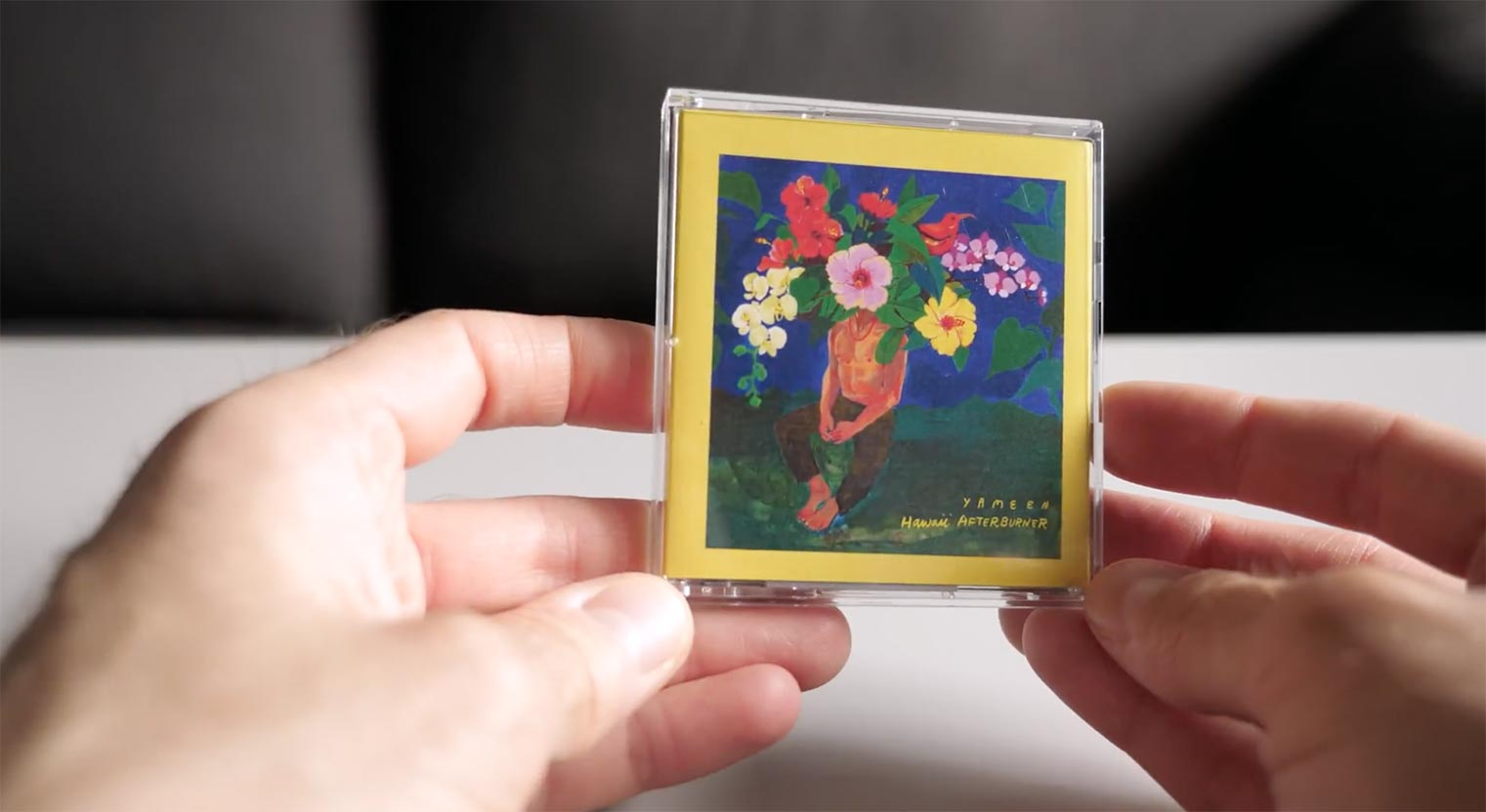 Yameen MiniDisc featured on This Does Not Compute